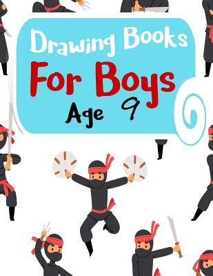 Drawing Books for Boys