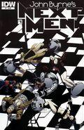 John Byrne's Next Men Vol.2 #1 (31)