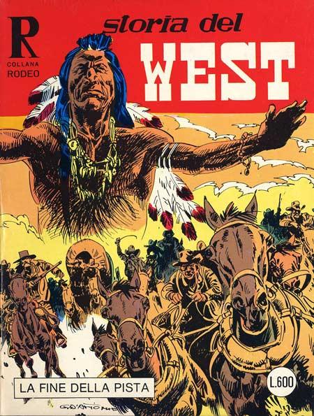 Storia del West n. 75 (Collana Rodeo n. 162)