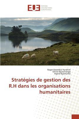 Strategies de Gestion des R.H Dans les Organisations Humanitaires