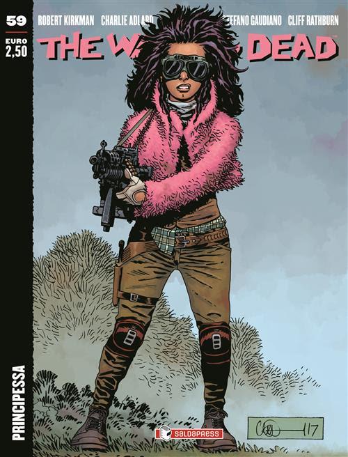 The Walking Dead n. 59