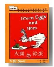 火腿加綠蛋
