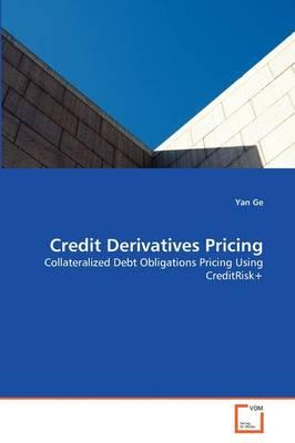 Credit Derivatives Pricing
