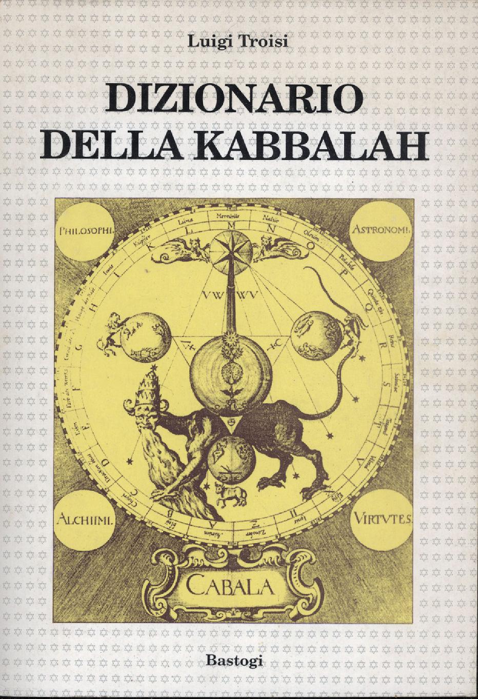 Dizionario della kabbalah
