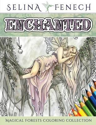Enchanted - Magical Forests Coloring Collection