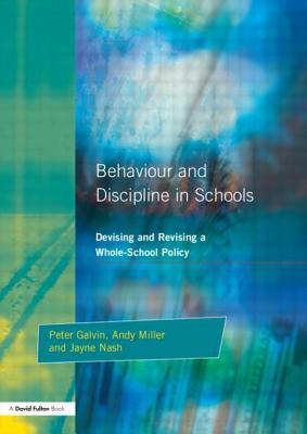 BEHAV DISCIPLNE SCHOOLS 1