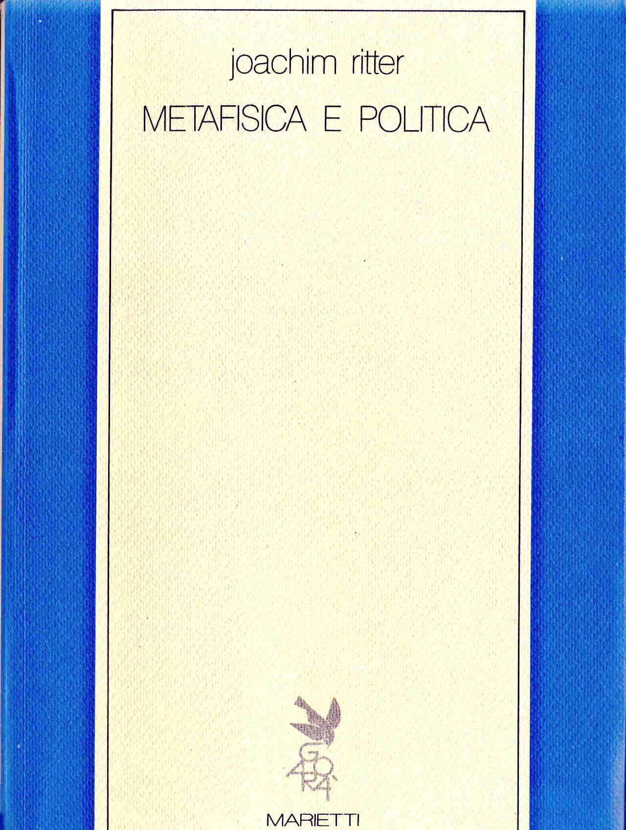 Metafisica e politica