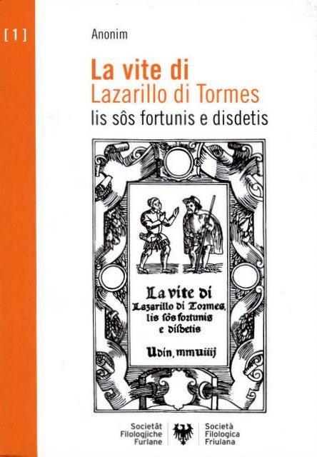 La vite di Lazarillo di Tormes