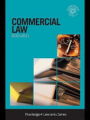 Commercial Lawcards 2010-2011