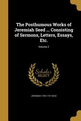 POSTHUMOUS WORKS OF JEREMIAH S