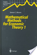 Mathematical methods for economic theory