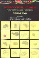 Neuroconstructivism: Perspectives and Prospectives v. 2