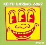 Keith Haring 2007. Mini Broschürenkalender.