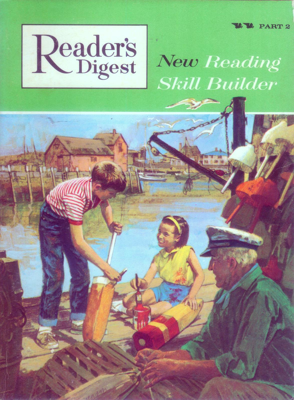 New Reading Skill Builder Part 2 No. 322
