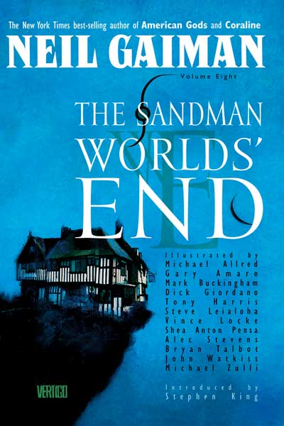 The Sandman: Worlds' End, Vol. 8