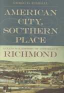 American City, Southern Place