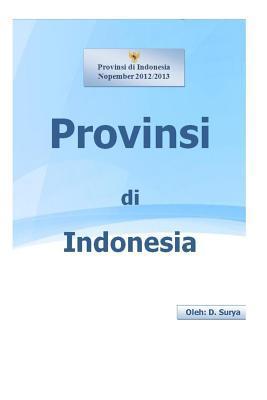 Provinsi-Provinsi Di Indonesia