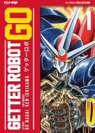 Getter Robot Go vol. 1