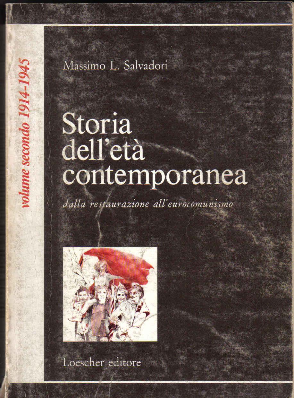 Storia dell'età contemporanea.2