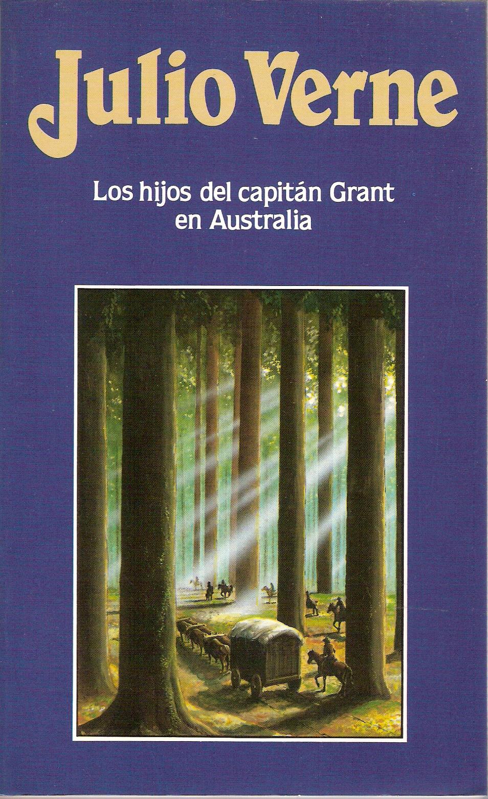 Los hijos del capitán Grant en Australia