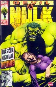 Devil & Hulk n. 032