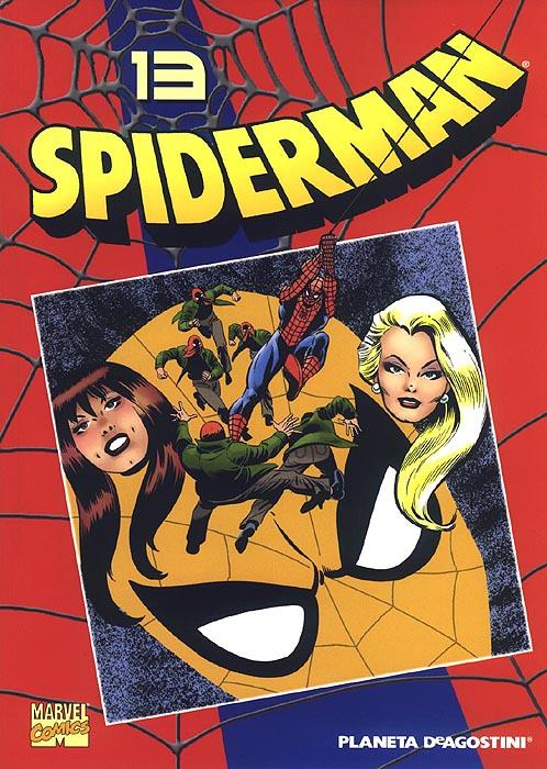 Coleccionable Spiderman Vol.1 #13 (de 50)