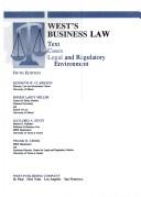 West's Business Law, Text, Cas Es, Legal