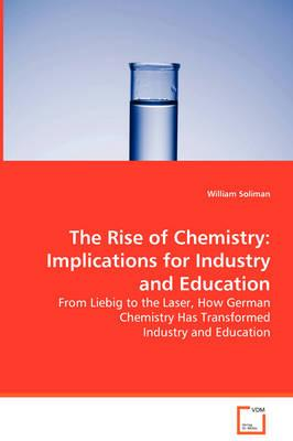 The Rise of Chemistry