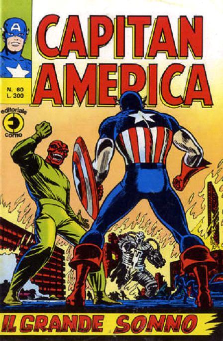 Capitan America n. 60