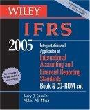 Wiley IFRS 2005, Book and CD-Rom