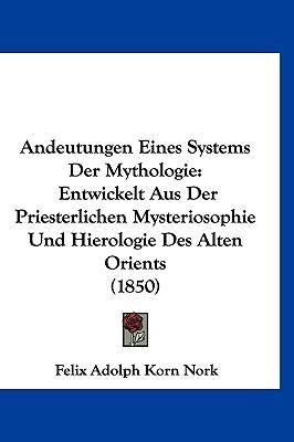 Andeutungen Eines Systems Der Mythologie