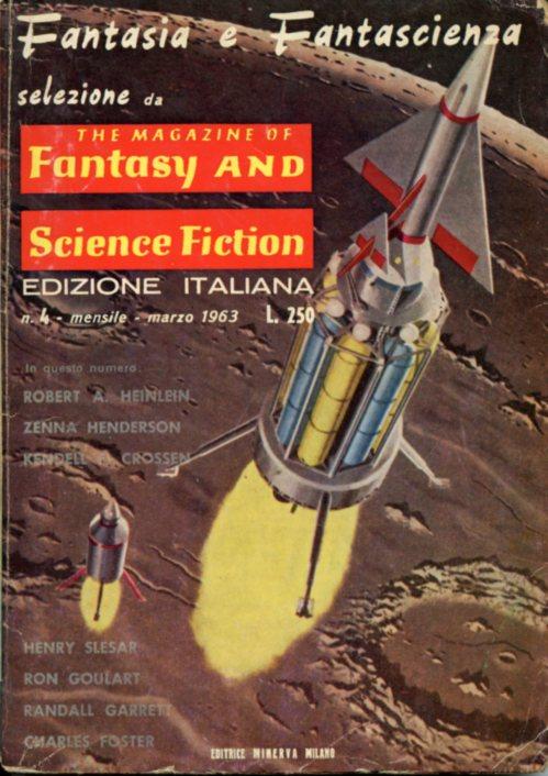 Fantasia e Fantascienza - 4