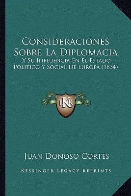 Consideraciones Sobre La Diplomacia