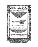 The Tyndale Bible - ...