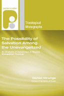 The Possibility of Salvation Among the Unevangelised