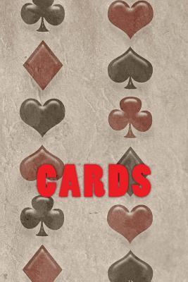 Cards Notebook/Journal