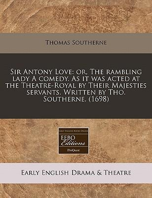 Sir Antony Love