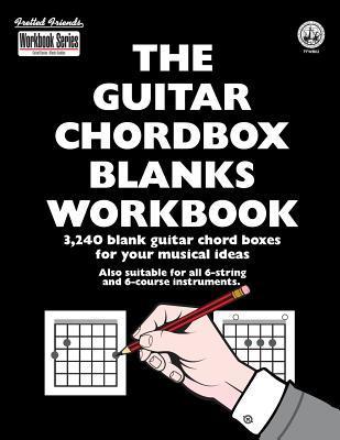 The Guitar Chordbox Blanks Workbook