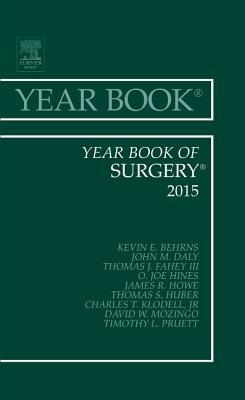 Year Book of Surgery 2015, 1e
