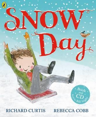 Snow Day (Book & CD)