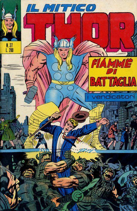 Il mitico Thor n. 37