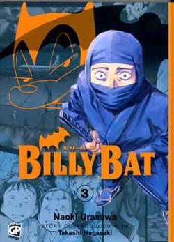 Billy Bat vol. 3