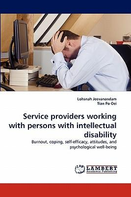Service providers working with persons with intellectual disability