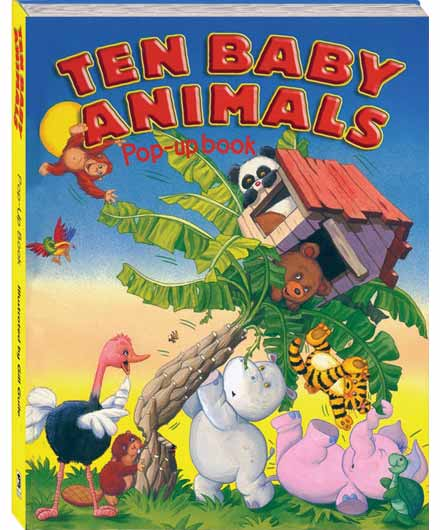 Ten Baby Animals