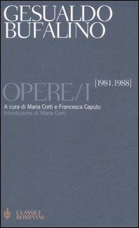 Opere / 1981-1988
