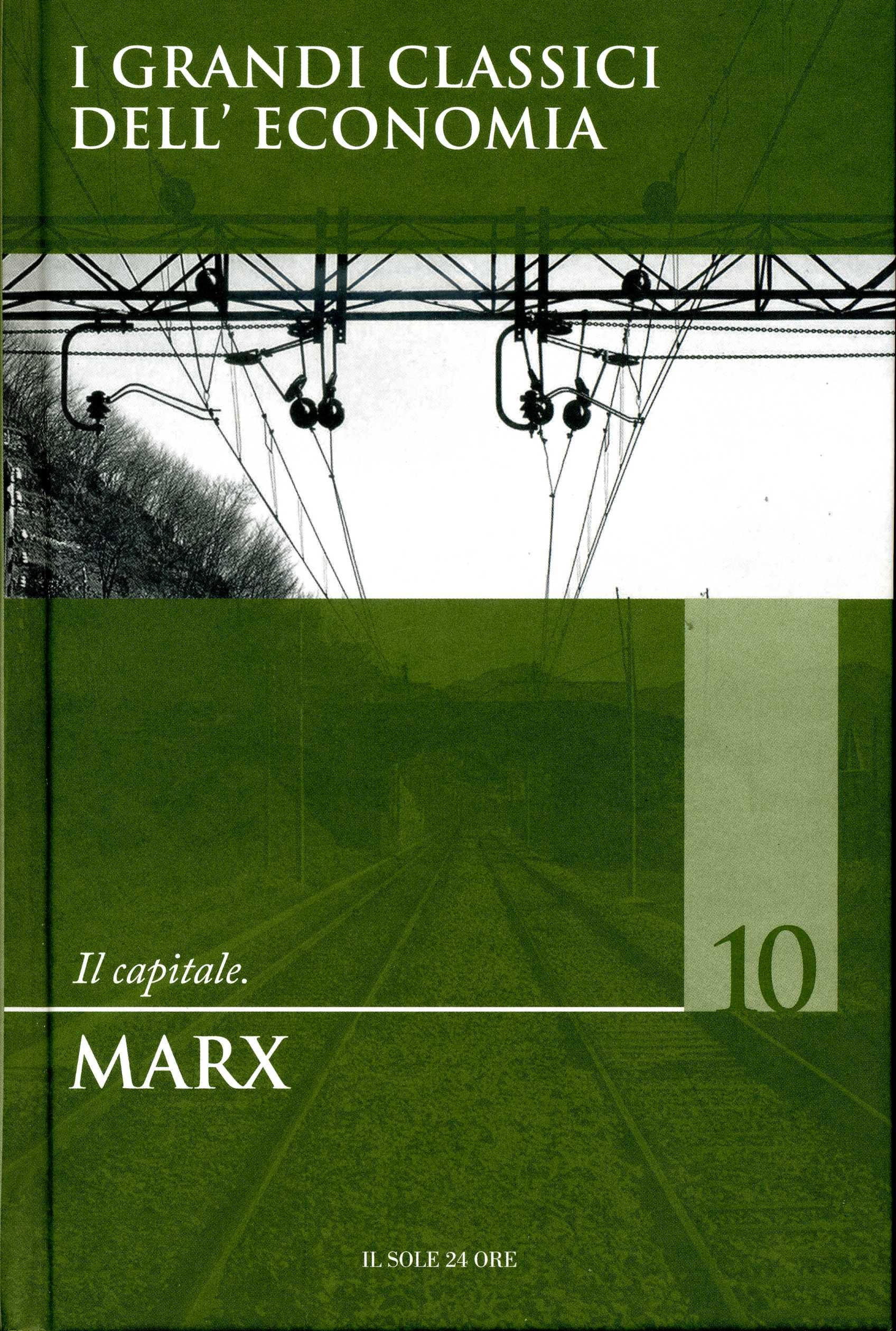 Il capitale - libro 3