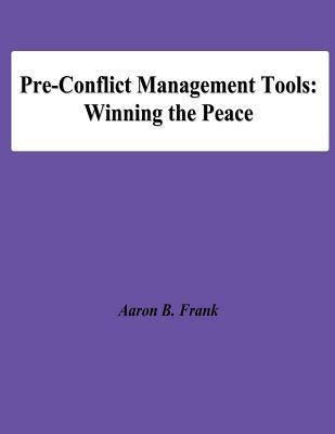 Pre-Conflict Management Tools