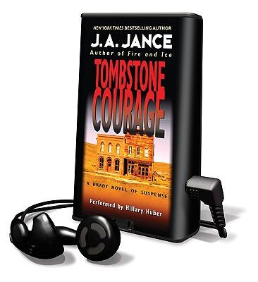 Tombstone Courage [With Earbuds]