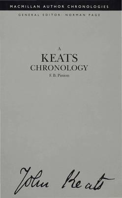 A Keats Chronology
