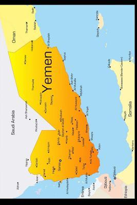 Map of Yemen Journal